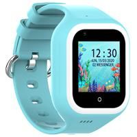 Смарт часы Smart Baby Watch Wonlex KT21 синие