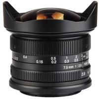Объектив 7Artisans 7.5mm F2.8 Sony (E Mount)