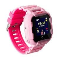 Часы Smart Baby Watch Wonlex KT03 розовые