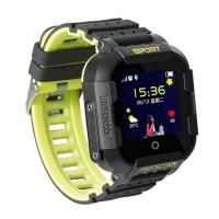 Часы Smart Baby Watch Wonlex KT03 черные