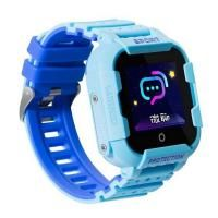 Часы Smart Baby Watch Wonlex KT03 синие