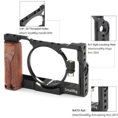 Клетка SmallRig 2225 Cage Kit для Sony RX100 VI