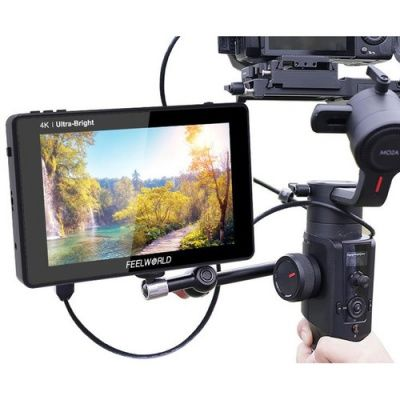 "Накамерный монитор FeelWorld LUT7S 7"" 3D LUT 4K HDMI / SDI"