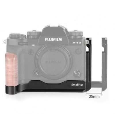 Клетка SmallRig 2253 L-Bracket для Fujifilm X-T3 / X-T2