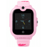 Часы Smart Baby Watch Wonlex KT13 розовые