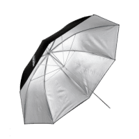 Зонт HENSEL серебристый Umbrella Ultra Silver Ø 105 cm