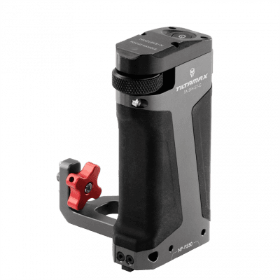 Боковая рукоятка Tilta Side Focus Handle Type III (F570 Battery) - цвет Gray