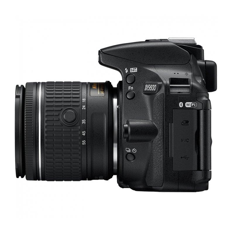 Бюджетная зеркальная фотокамера