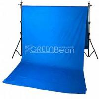 Фон хромакей GreenBean Field 3.0 х 7.0 Blue