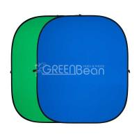 Фон хромакей GreenBean Twist 180 х 210 B/G