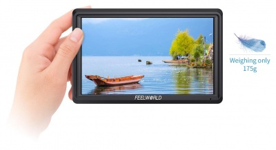 Накамерный монитор FeelWorld FW567 OLED