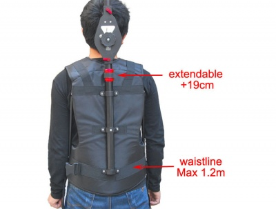Аксессуар CAME-TV Support Vest Fishing