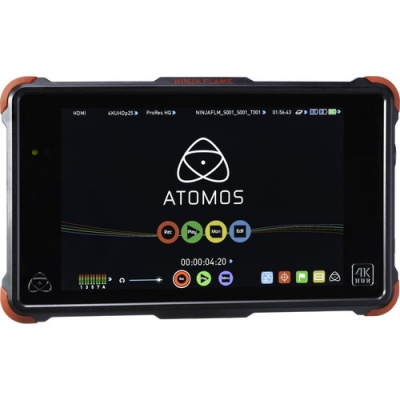 "Видеорекордер Atomos Ninja Flame 7"" 4K HDMI (travel case)"